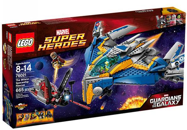 Gamorra mini figurine lego set | Sheknows.com