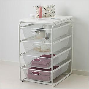 Mesh drawers
