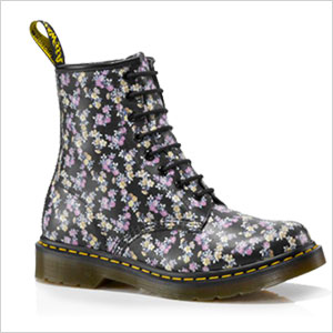 Dr. Martens 90's style grunge boot