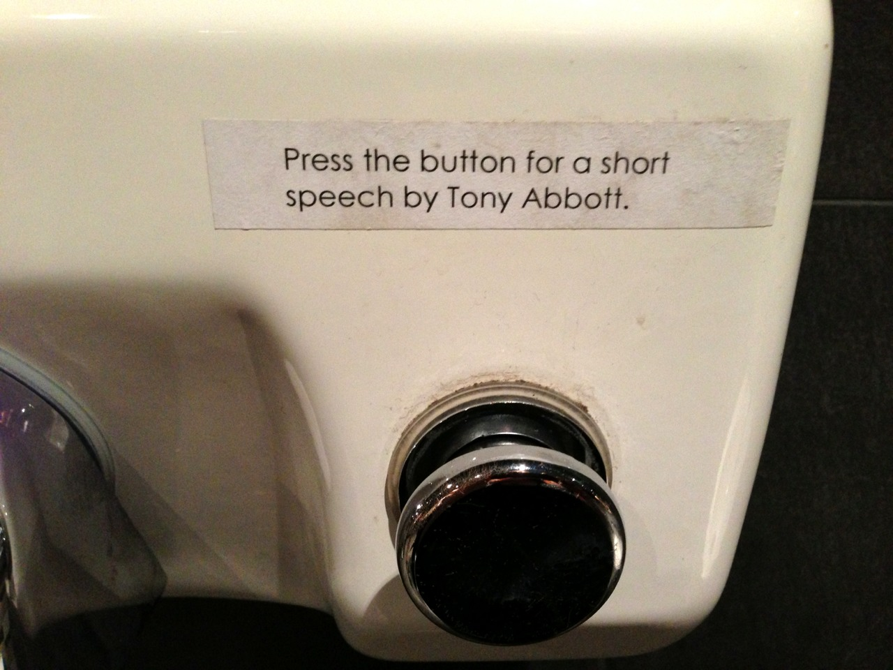 Politicians are being made fun of in Australia