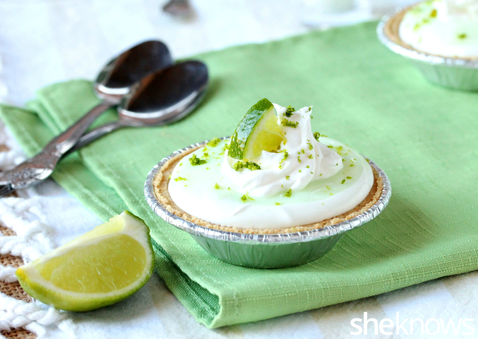 Cool whip lime pie