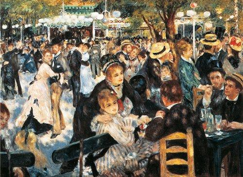 Bal Du Moulin Renoir jigsaw puzzle