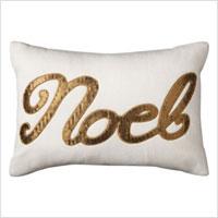 Threshold Noel pillow