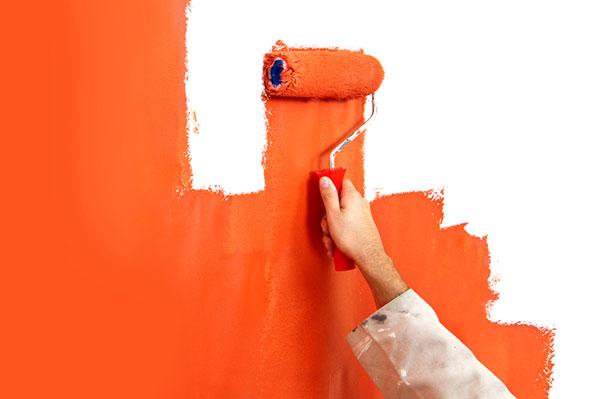 Idea one: Create a faux mural