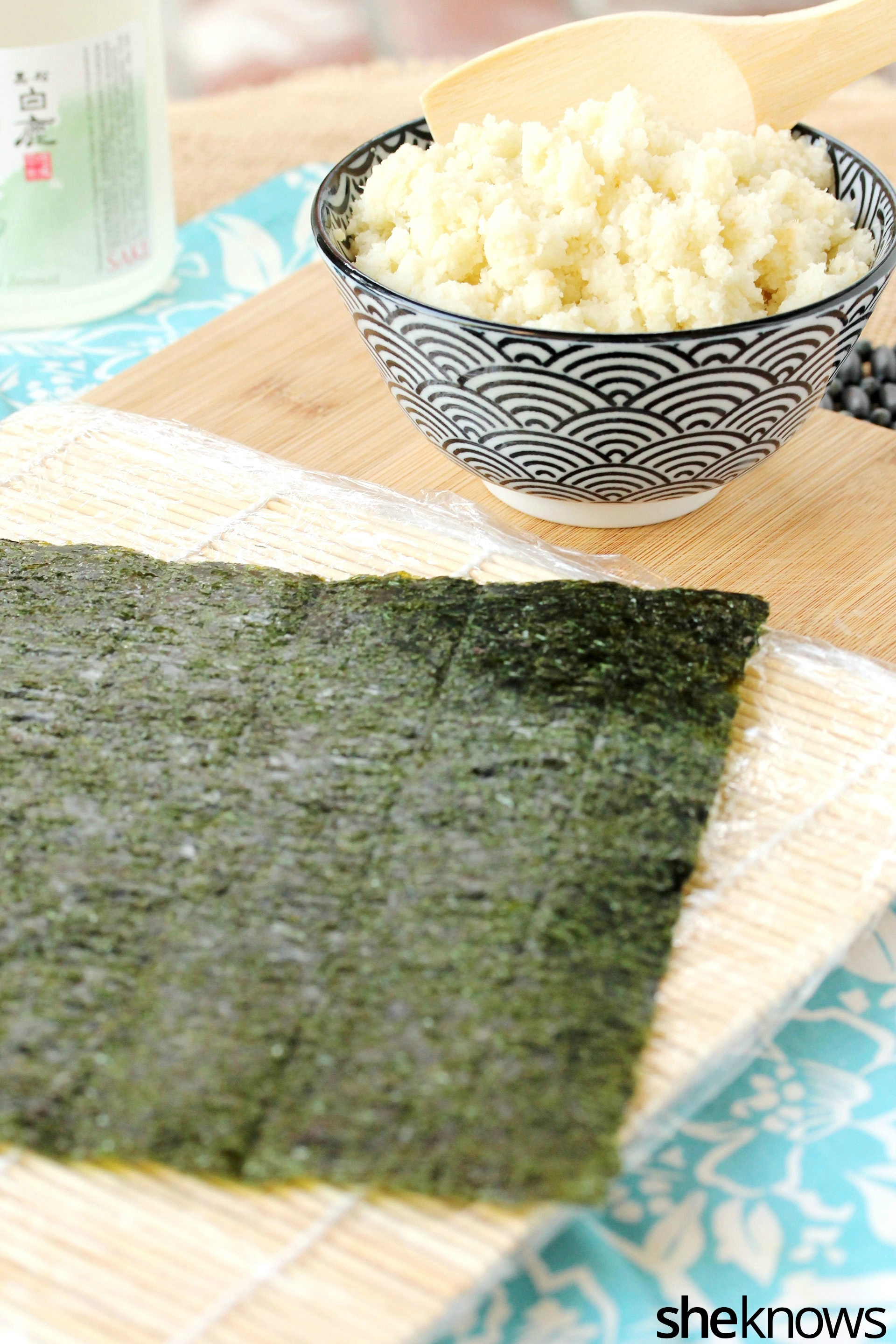 Nori-and-cauliflower-rice