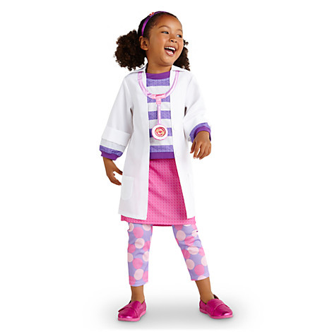 Doc McStuffins costume for toddlers