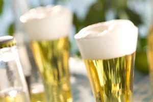 Super Bowl beer punch
