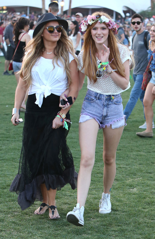 10 celebinspired coachella outfit ideas – sheknows