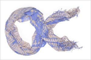 Shop the look: Gypsy 05 Alligator Vat Dye Scarf (tjmaxx.tjx.com, $25)