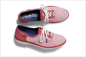 Shop the look: Keds Boyfriend Oxfords (keds.com, $60)