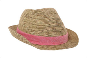 Shop the look: Horny Toad Hat Dizzie Straw Hat (shoebuy.com, $37)