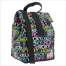 Roxy Kids cafeteria lunch sack