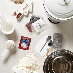Artisan bread making kit
