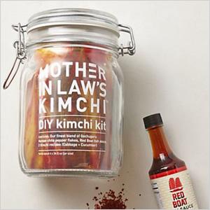 Kimchi making kit