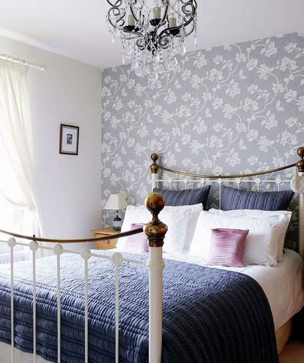 Wallpaper The Space Behind Your Headboard 6