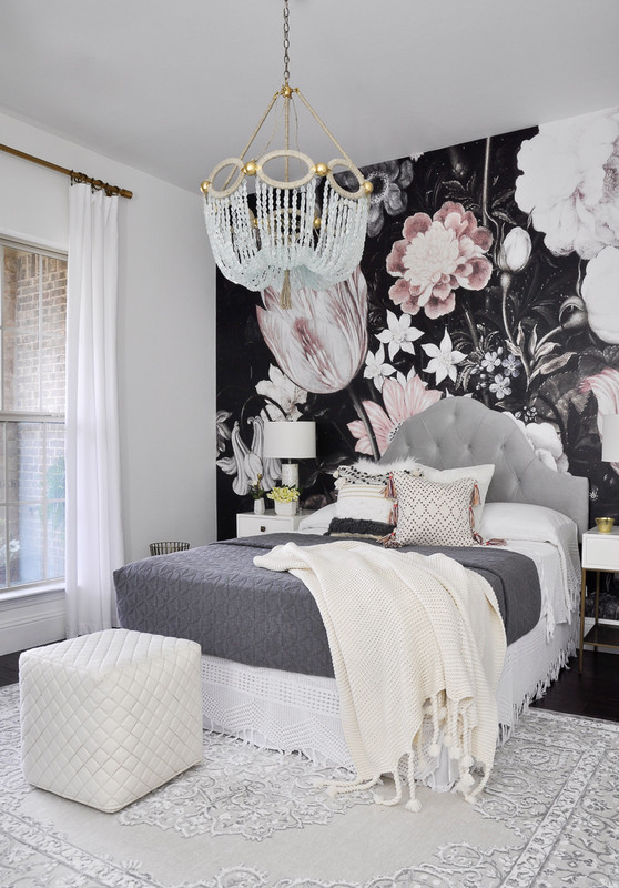 Wallpaper The Space Behind Your Headboard 5