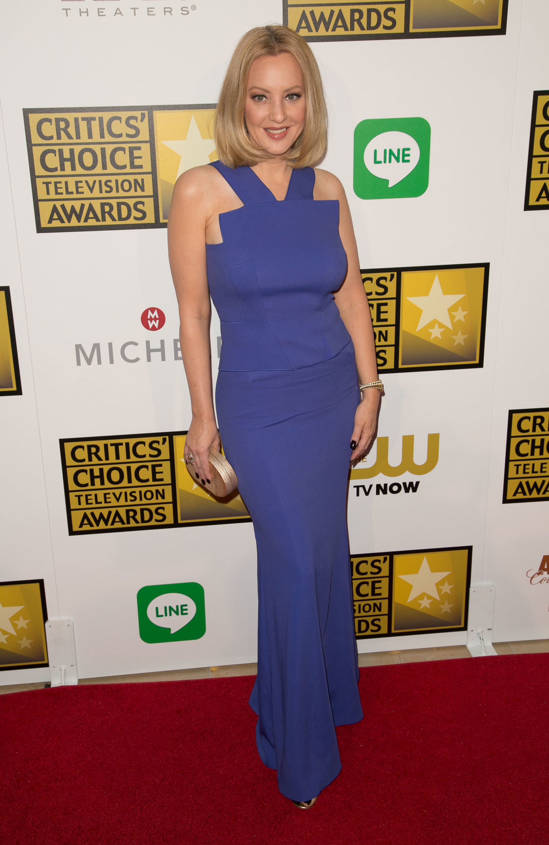 Wendi McLendon-Covey at the Critic's Choice Awards