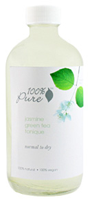 100% Pure Jasmine Green Tea Tonique (