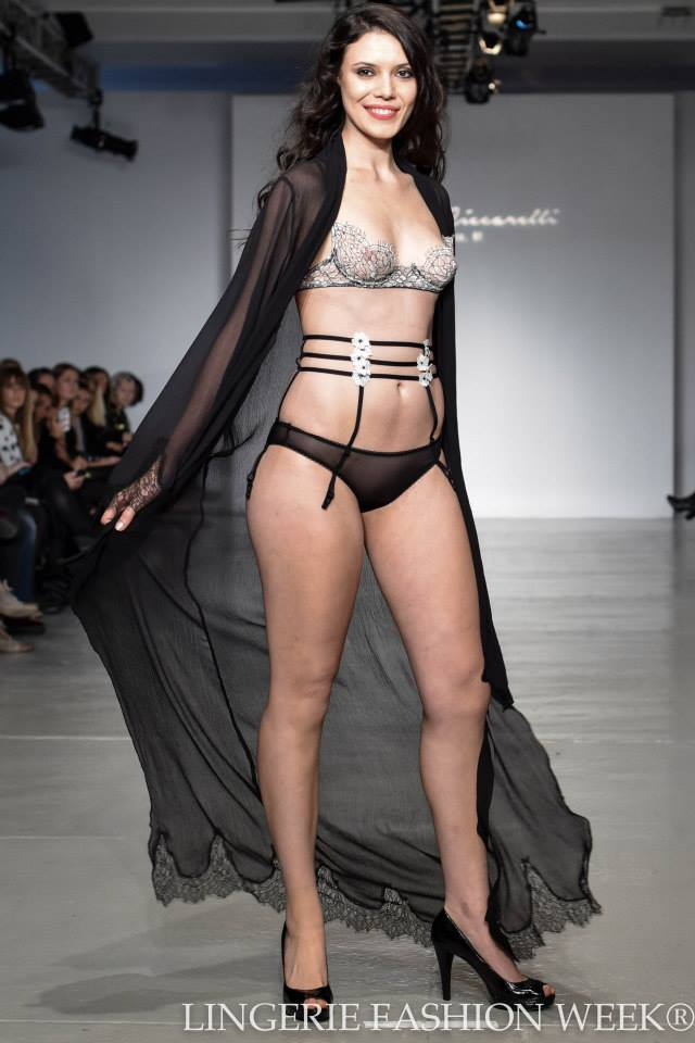 Lingerie Fashion Week Model 3
