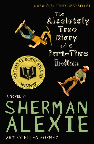 The Absolutely True Diary of A Part-Time Indian by Sherman Alexie | Sheknows.com