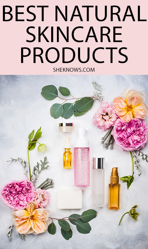 Pin it! Best Natural Skincare Products