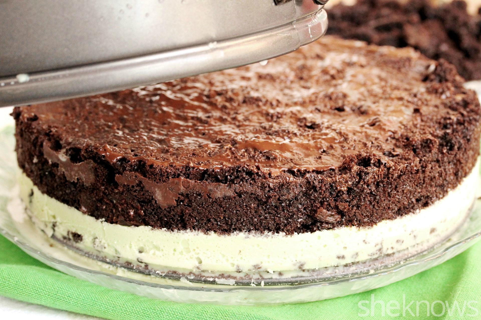 12 shake cake