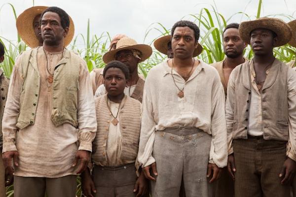 12 Years a Slave Critics Choice