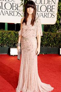 Sandra Bullock at Golden Globes