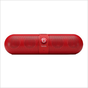 Target Electronics Beats by Dr. Dre Pill in Red | Sheknows.com