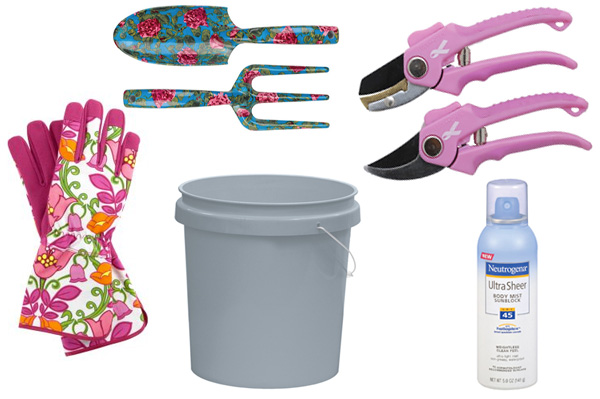 Our favorite gardening tools