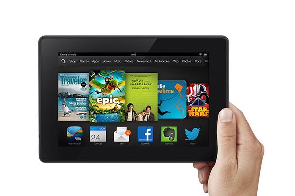 Kindle Fire HD | Sheknows.com