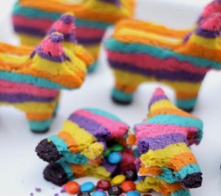 How to make adorable burro piñata