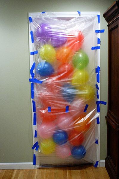 Balloon Surprise