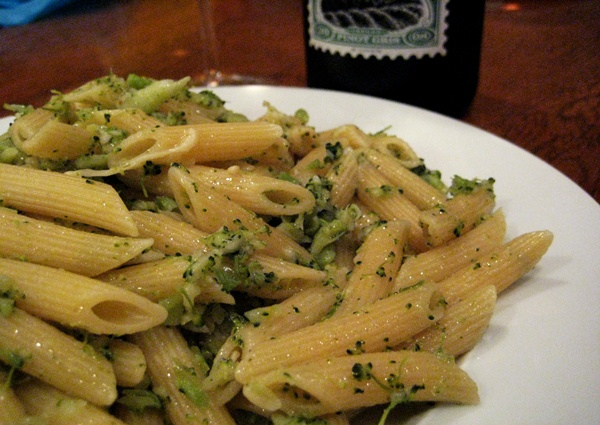 Tonight's Dinner: Broccoli Penne