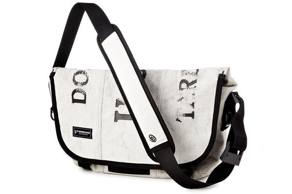 Upcycled Messenger Bag | Sheknows.com