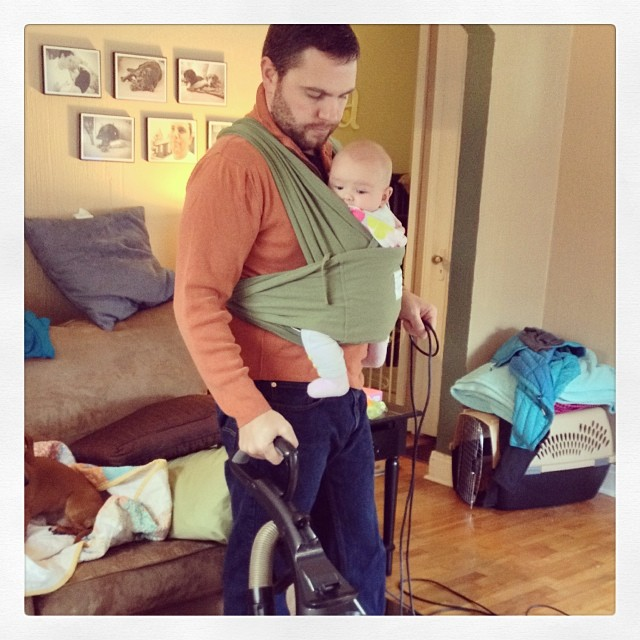 Baby wearing   Sheknows.com