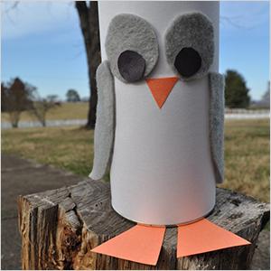 Cnaister owl craft | Sheknows.com