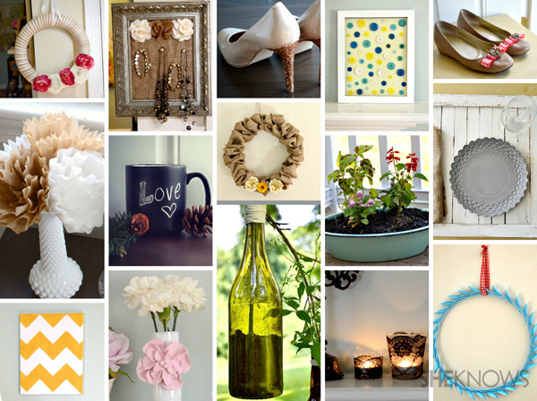 15 handmade Mother's Day craft ideas