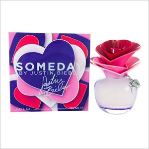 Justin Bieber perfume