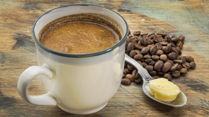 Buttered coffee