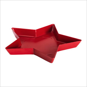 Candle dish