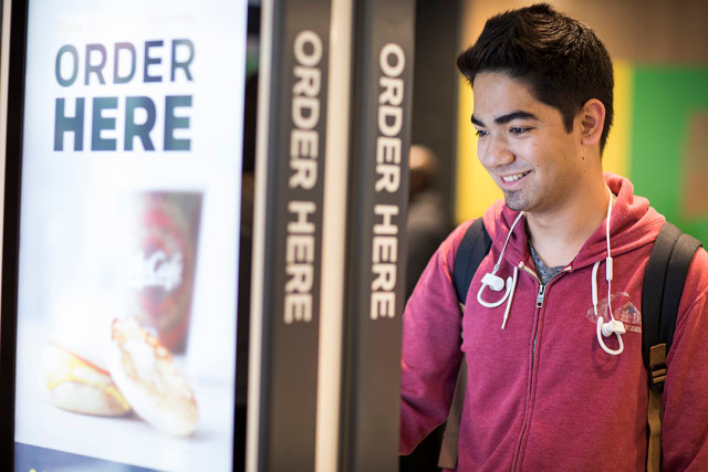 McDonald's gets a facelift