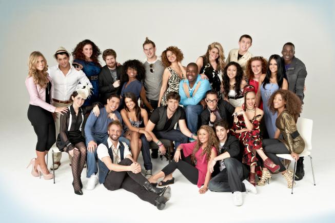 American Idol Season 10 contestants