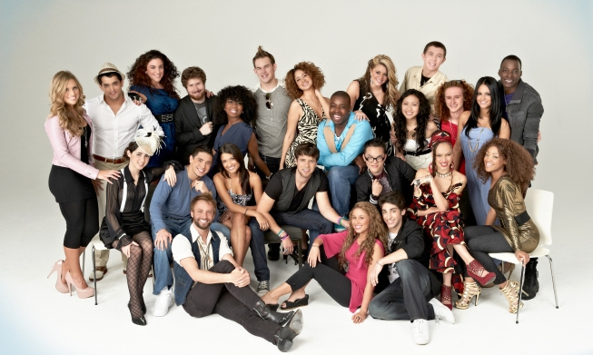 American Idol Season 10 contestants