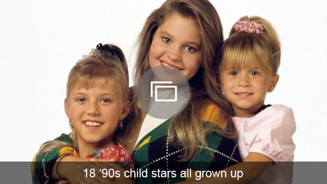 18 '90s child stars all grown up