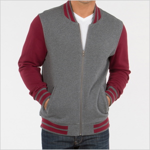 Threads 4 Thought Varsity Jacket | Sheknows.com