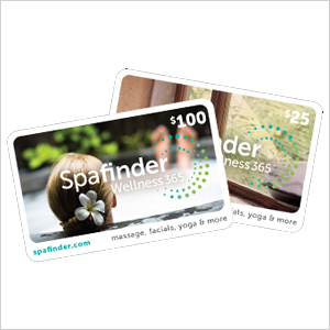 Spafinder Wellness 365 Gift Card | Sheknows.com