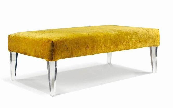 1970s-yellow-ottoman