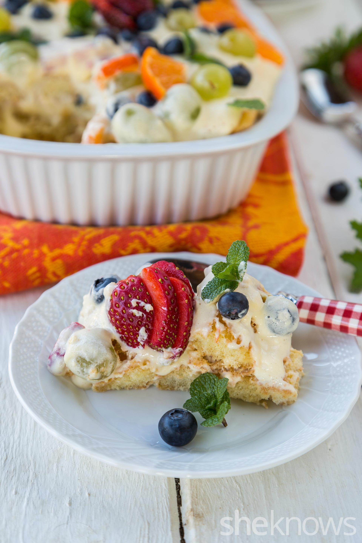 Fruit Tiramisù 2
