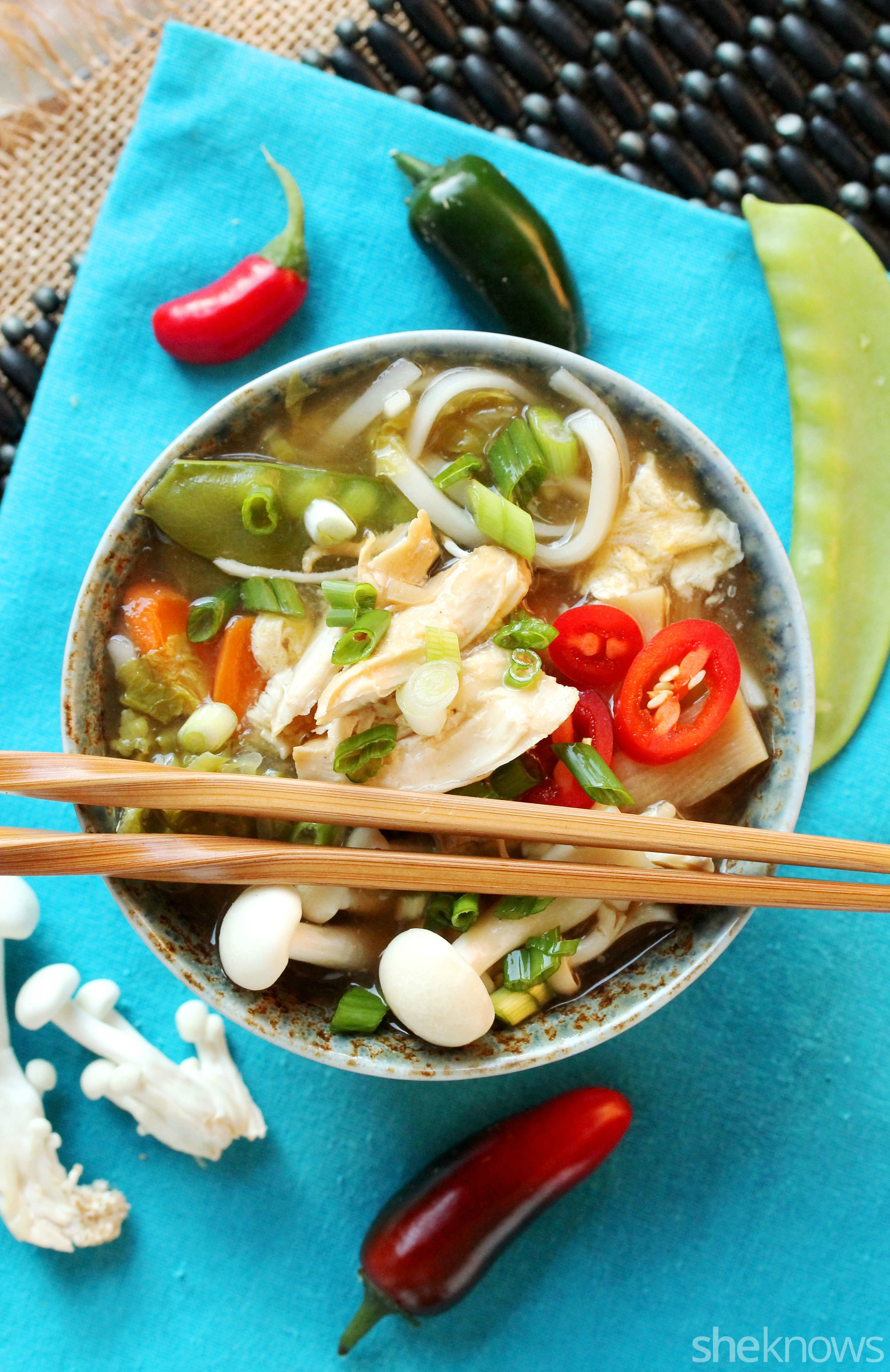 asian-hot-and-sour-soup